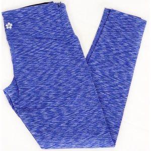 NWOT-Tuff Athletics Yoga Sapphire Blue Leggings